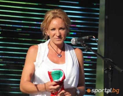 Мария Гроздева е доволна от представянето на българския отбор в Москва