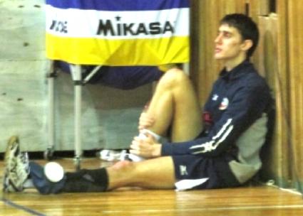 Волейболист на Марек с контузия преди финалите