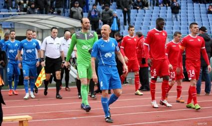 Официално: ЦСКА остана без отбор за мача с Левски - сини и червени с леки наказания