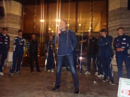 Иво Константинов напуска Марек Юнион-Ивкони, но след 7-ата титла