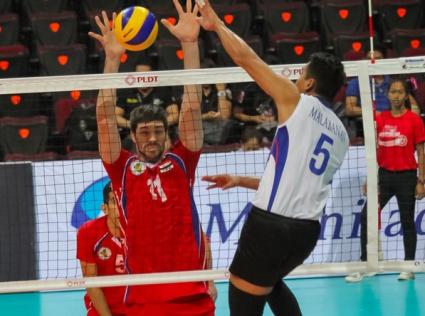 Силен Методи Ананиев с 19 точки, Саут Газ ще играе за 5-ото място на азиатското клубно