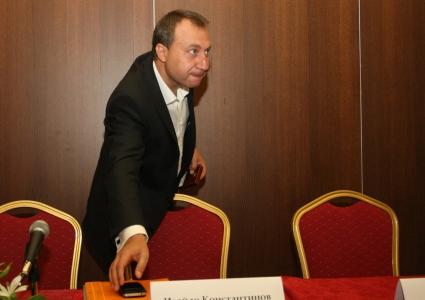Ивайло Константинов: Игричките на федерацията не ни спряха