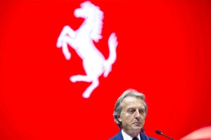 Монтедземоло ще помага на новия шеф на Ферари