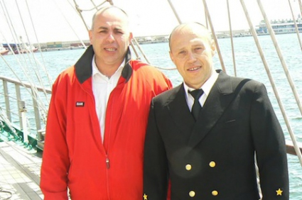 """Нов капитан води """"Роял Хелена"""" към победа в голямата регата"""