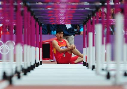 Ксианг Лю готов за здрави тренировки
