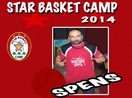 Спенс и неговото рап училище на Star Basket Camp 2014