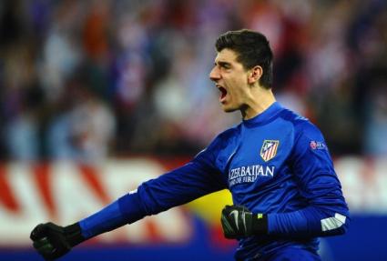 """Вратарят на Атлетико (Мадрид) е """"издънката"""" във волейболно семейство"""