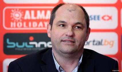 Шеф в ЦСКА стана баща