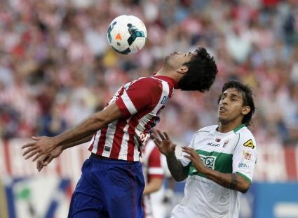 Атлетико (Мадрид) докосва титлата, откъсна се на 6 точки на върха (видео)