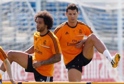 Радостна новина: Роналдо тренира с Реал