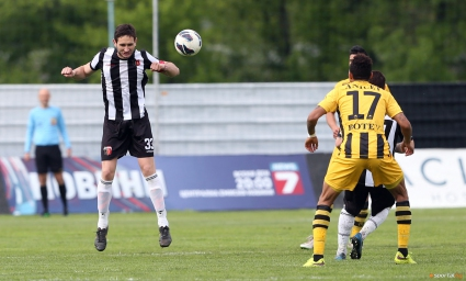 Тунчев: Бяхме готови да доиграем мача