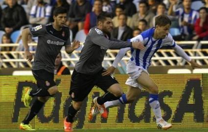 Реал Сосиедад посяга към Европа с победа в последната минута (видео)