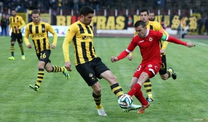 Бадема ще изведе ЦСКА с капитанската лента срещу Левски