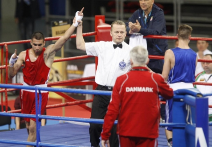 Още един българин на четвъртфиналите на световното