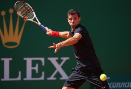 Григор Димитров отстъпи две места в световната ранглиста