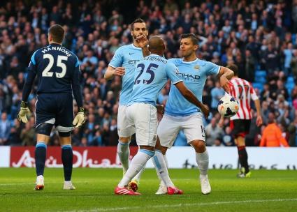 Манчестър Сити запази шансовете на титлата (видео)