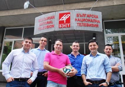 Светът става футбол от 12-и юни в ефира на БНТ