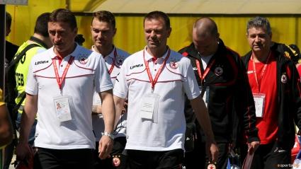 Стойчо Младенов ще тества отбора срещу сърби