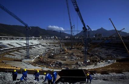 """Лондон """"краде"""" от Рио де Жанейро олимпийските игри?"""