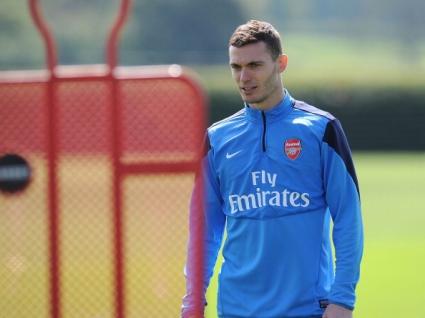 Томас Вермален си тръгва от Арсенал