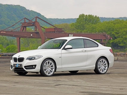 """Повече сила за новата """"двойка"""" на BMW от Hartge"""