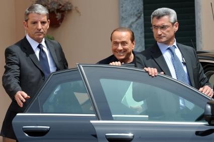 Берлускони: Не съм доволен от играта на Милан