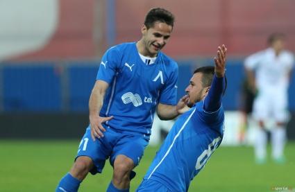 Левски тренира без своите таланти и някои от основните си футболисти