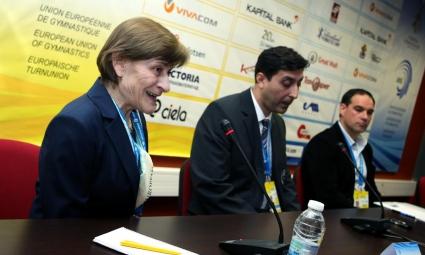 """30-о европейско първенство по спортна гимнастика ще бъде официално открито утре в """"Арена Армеец"""""""