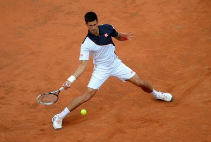 Победа за Джокович на старта в Рим