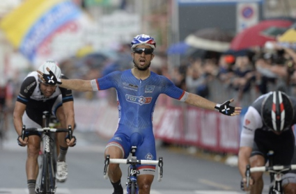 Насер Буани спечели четвъртия етап от Обиколката на Италия