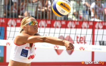 Плевен е готов да приеме турнир от националната верига по плажен волейбол
