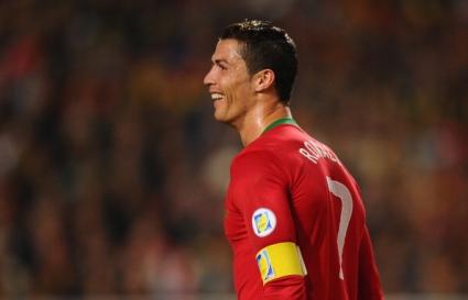 Кристиано ще води Португалия в Бразилия