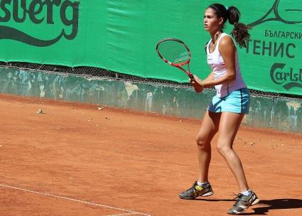 Шиникова се класира за втория кръг в Полша