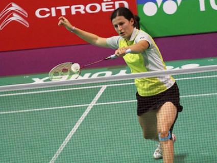 Линда Зечири водачка на схемата на турнир в Гърция