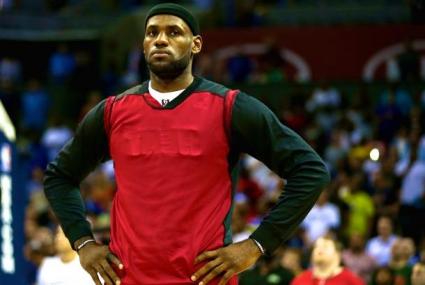 ЛеБрон повежда бойкот, ако Стърлинг остане в НБА