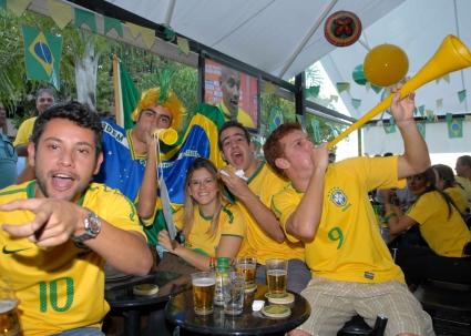 Бразилия запазва цената на бирата и безалкохолното по време на СП