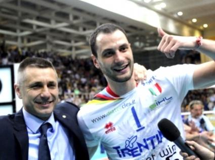 Радо Стойчев и Матей Казийски с шанс да се върнат в Тренто?