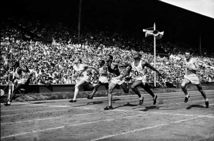 Почина олимпийски шампион