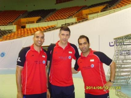 Иран загря за България с победа над Австралия с 3:0 в дебюта на Слободан Ковач