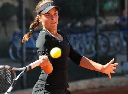 Виктория Томова е 1/4-финалистка в Хърватия