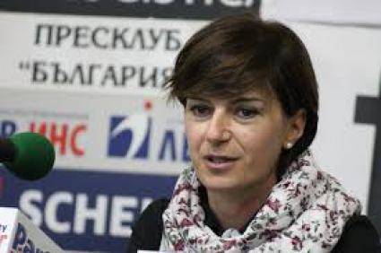 Дафовска беше преизбрана за президент на БФБиатлон