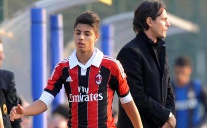 Дете-чудо пред дебют за Милан