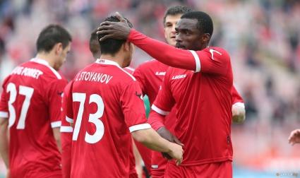 ЦСКА планира подготовка в Холандия
