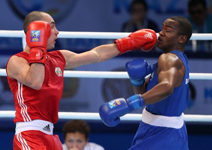 ЦСКА с първо място на държавното по бокс за мъже