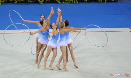 Над 80 състезателки на държавното по художествена гимнастика