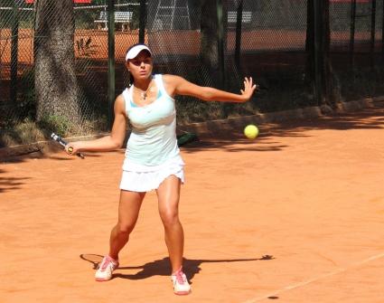 Виктория Томова заслужи място на 1/2-финалите в Хърватия