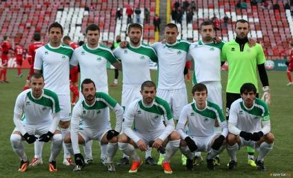 Пирин ГД ще играе международна контрола след края на сезона