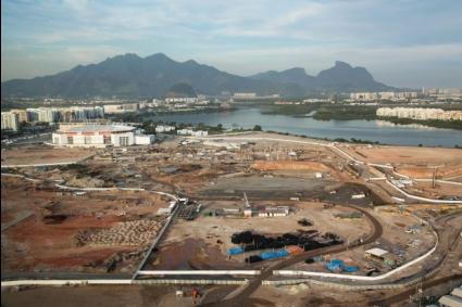 38% от обектите за Рио 2016 са готови