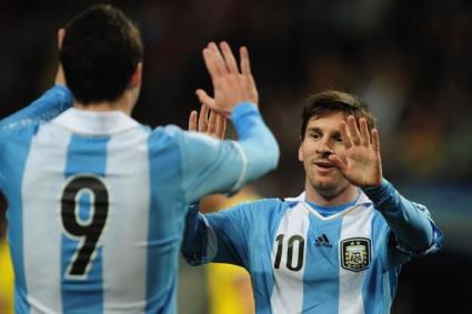 Десаи: Аржентина е фаворит на световната титла