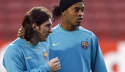 Роналдиньо: Меси е номер едно в света